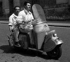 Scooter Bernardet