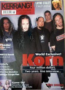 Kerrang-Magazine-no-902-May-2002-KORN-LAYNE-STALEY-CYCLEFLY-THE-VON-BONDIES