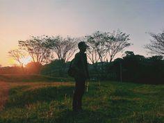 The Bajuri after Sun...17:30 pm
