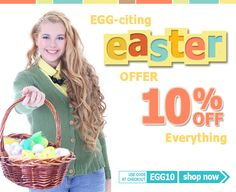 Easter special | 10% OFF on all hair extensions from cliphair.co.uk | 100% human hair extensions | upto 50 shades in stock | Worldwide free delivery | Next day delivery in Uk Us &Canada