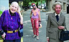 'Advanced Style' book features street fashion of the over-60 set