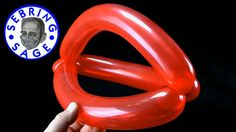 EASY instructions on how to make a basic balloon hat.