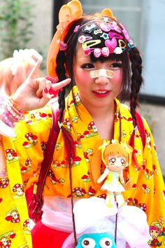 Kawaii decora girl