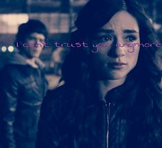 Teen Wolf Night School S1 Allison Argent Crystal Reed Tyler Posey Scott McCall