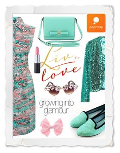 """""""Popmap #24"""" by amra-sarajlic ❤ liked on Polyvore featuring T-Bags Los Angeles and Kate Spade"""
