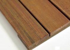 IPE Deck Tiles   IPE Decking - Tile Tech Pavers