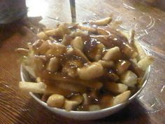 The Spud Shack @ New Westminster Skytrain Station Poutine, Westminster, Vancouver, Beef, Chicken, Food, Meat, Meals, Ox