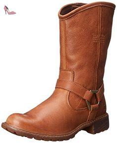 Bottines Timberland Earthkeepers Stoddard pour dame en brun, Medium Marron  (Rawhide Rugged),