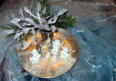 Recy vianočná ozdoba Inovatka (fotopostup)