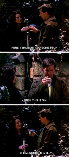 """G is for Gin. 