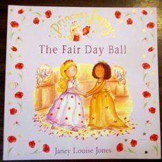 ',Princess Poppy - The Fairy Day Ball - Janey Louise Jones pb