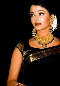 aishwarya rai wearing traditional jewellery - Google Search