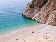 Tranquility and peacefulness is what you find at #Kauptas beach in 90 km from #Fethiye #Oludeniz #Hisaronu