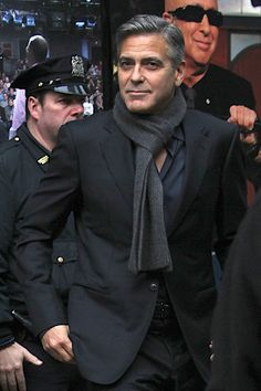 Dashing George Clooney at Monuments Men New York premiere Lainey Gossip Entertainment Update