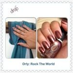Rock The World Rock The World by Orly! Enter to win one of their new colors here: a.pgtb.me/r3zw2p