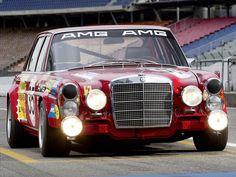Mercedes-Benz AMG 300 SEL 6.3