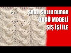 Mahi Karpinar shared a video Knitting Videos, Knitting Charts, Knitting Stitches, Free Knitting, Baby Dress, Crochet Baby, Diy And Crafts, Knitting Patterns, Youtube