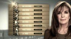linda gray -  closer | TNT Rise to Power Game TV Spot Featuring Linda Gray - Screenshot 8