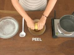 Peeling Potatoes | 13 Things You're Probably Doing Wrong