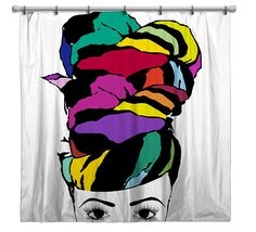 28 Ideas apartment decorating black shower curtains for 2019 Afro, African Living Rooms, Minions, Black Shower Curtains, Bedroom Layouts, African American Art, Decorating Small Spaces, Kitchen Decor, Room Decor
