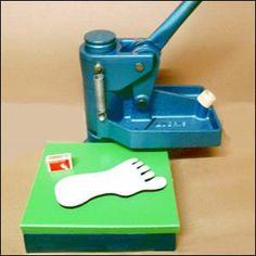 Leather Craft Tool Noya Hand Clicker Test2 Hand
