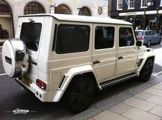 Cool Stuff We Like Here @ http://coolpile.com/rides-magazine/ ------- << Original Comment >> ------- Brabus Mercedes G Class