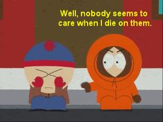 The Kenny McCormick Fangirls Chat