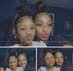Black Baby Girls, Cute Black Babies, Black Kids, Cute Babies, Kids Fever, Baby Fever, Beautiful Family, Family Love, Tru Love