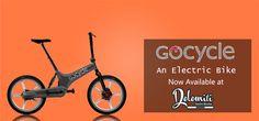 Dolomiti Penetrates Luxury E-Bike Market in Australia with #Gocycle