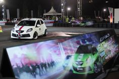 Honda Brio Saturday Night Challenge 1st Series Honda Brio, Saturday Night, Challenges
