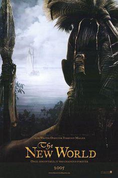 The New World (2005) • Director:  Terrence Malick • Writer: Terrence Malick • Stars: Colin Farrell, Q'orianka Kilcher, Christopher Plummer