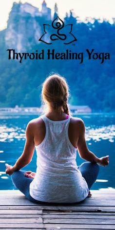 Thyroid Yoga Series presents yoga postures for every level. It helps Hypothyroidism, Hyperthyroidism, Graves', Hashimoto's, endocrine system.