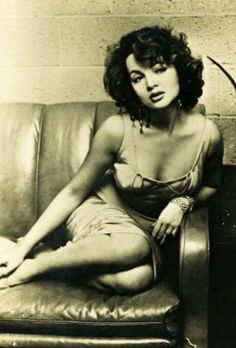Sara Montiel, singer and actress. The ultimate sexual icon in Spain in the 1950s, she was the most commercially successful Spanish actress during the mid-20th century in much of the world.