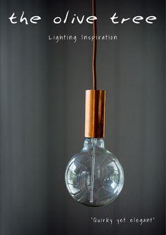The Olive Tree Shop - Lighting Inspiration