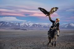 This is a story about a tradition as old as Mongolia itself – eagle hunting. A generous heritage passed from father to son, generation after generation by the beautiful people of the Altai mountains and Mongolian hills. This is also a story about Konki, an eagle hunter who lives near Deluun Village in the Altai Mountains of Western Mongolia, who decided to pursue the craft after his father's passing 2 years ago. In spite of being a herder for the entirety of his life, he is now accompanied…