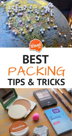 After traveling to 48 countries over the last 5 years, and visiting nearly every major city multiple times, I've got a few packing tricks up my sleeve.  See how I do it all with just a carry on, my favorite travel-friendly makeup, and free packing lists to print.