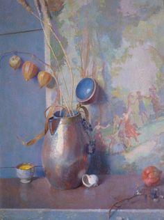 Henry Hensche         http://www.henryhenschefoundation.org/assests/images/Gallery/stilllife/indoor/193050/IDSL4011.jpg