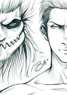 Galliard | Shingeki no Kyojin |  Attack on titan | SNK | Marley