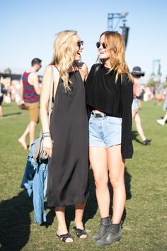 Summer Outfit Inspiration, Straight From Indio | The Zoe Report