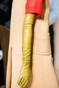 PRADA | Fall 2015 RTW | liking the clashing color palette combos throughout the collection...