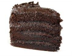 The Ultimate Dark Chocolate (Mayonnaise) Cake with Dark Chocolate Frosting