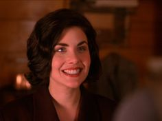 Sherilyn Fenn, the best smile ever!