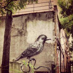 ROA artwork, Nolita New York