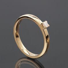 Guld||Förlovning & Vigsel//Guldbolaget Grade Leverans inom 8-12 dagar.