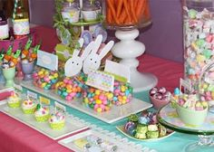 Cute ideas for Easter party