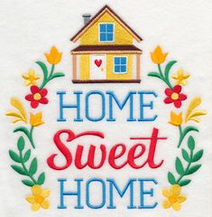 "Home Sweet Home Wreath	M5059 M5060 M5061 M5062 M5063	Color Changes:	10 Stitches:	34424	Colors Used:	9 7.69"" x 7.81""  6.85"" x 6.96"" 5.85"" x 5.94""  4.85"" x 4.93"" 3.80"" x 3.87"""