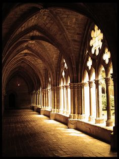 Gothic- looks like the cathedral in Salisbury England <3