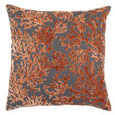 "Corales Pillow 24"" | Pillows | Bedding and Pillows | Z Gallerie"