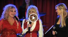 Dolly Parton was joined by her family for a television special, 'Home For Christmas,' in 1990.