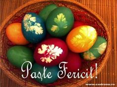 Happy Easter, Easter Eggs, Cards, Flowers, Happy Easter Day